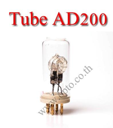 Tube AD200 AD200Pro For Godox Portable Flash Witstro Outdoor flash ใส้หลอดแฟลช