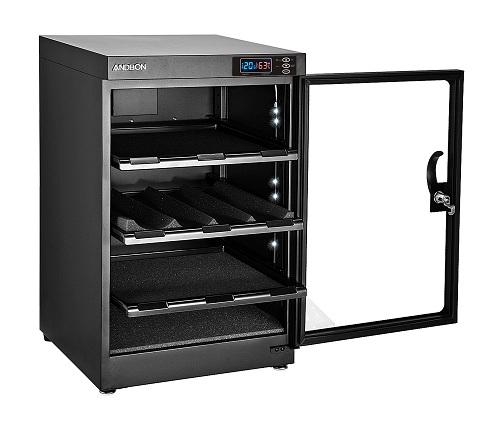 AD-80S Dry Cabinet Digital Humidity Controller ตู้กันความชื้น Andbon