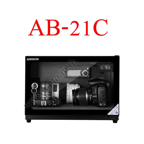 AB-21C Dry Cabinet Humidity Controller ตู้กันความชื้น Andbon