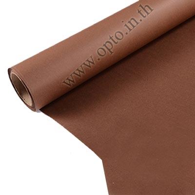 Brown Paper Background Backdrop 2.72x11m. ฉากกระดาษสีน้ำตาล Seamless Paper