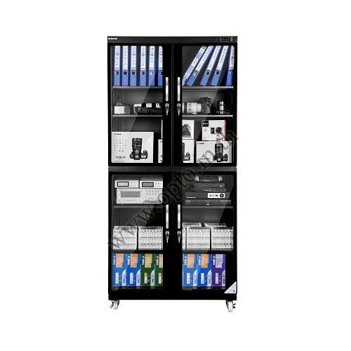 AD-600S Dry Cabinet Digital Humidity Controller ตู้กันความชื้น Andbon 600ลิตร