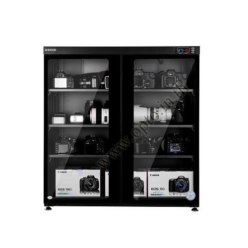 AD-250S Dry Cabinet Digital Humidity Controller ตู้กันความชื้น Andbon 250ลิตร