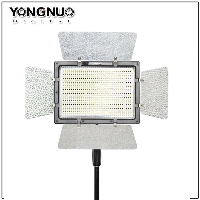 YN900 3200-5500k YongNuo LED Video Light ไฟต่อเนื่องสำหรับถ่ายภาพและวีดีโอ