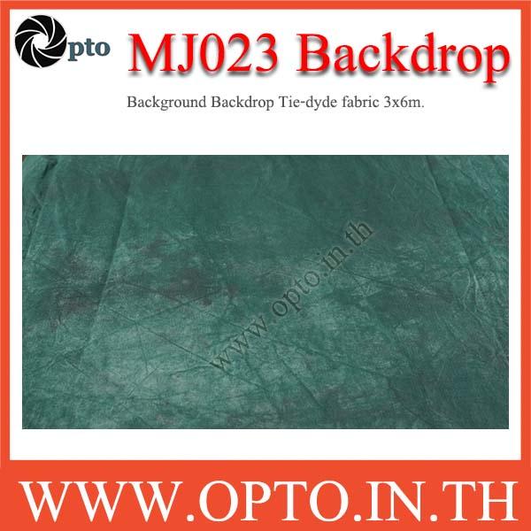 MJ023 Background Backdrop Tie-dyde fabric 3x6m. Cotton For Studio ฉากหลังเพ้นท์ลายสำหรับถ่ายภาพ