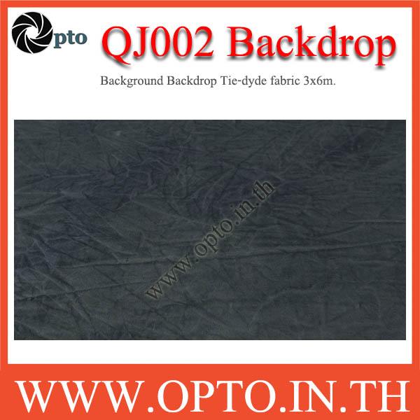 QJ002 Background Backdrop Tie-dyde fabric 3x6m. Cotton For Studio ฉากหลังเพ้นท์ลายสำหรับถ่ายภาพ