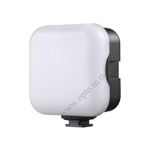 LED6R Godox Litemons RGB Color Pocket-Size+Battery LED Video Light RGB and 3200 to 6500K ไฟต่อเนื่อง 1