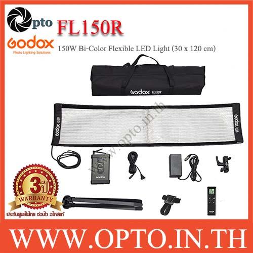 Godox FL150R 150W Bi-Color Flexible LED Light (30 x 120 cm)