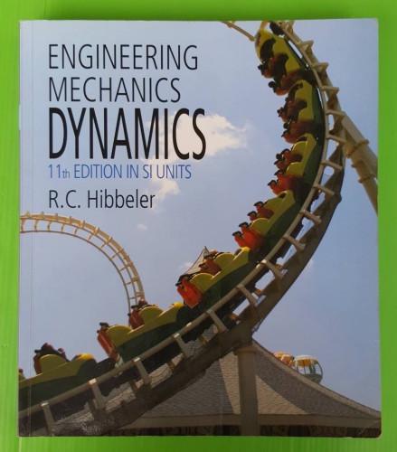ENGINEERING MECHANICS DYNAMICS  BY R.C. Hibbeler