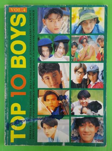 TOP 10 BOYS VOL.4