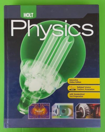 Physics by Raymond A.  Serway  Jerry S.  Faughn