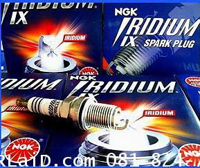 หัวเทียน NGK IRIDIUM BKR6-7-8-9