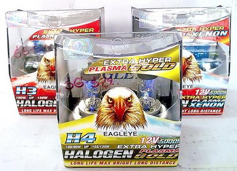 หลอดไฟ Halogen EAGLEYE