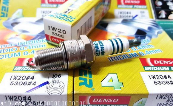 หัวเทียน  DENSO IRIDIUM POWER IW20