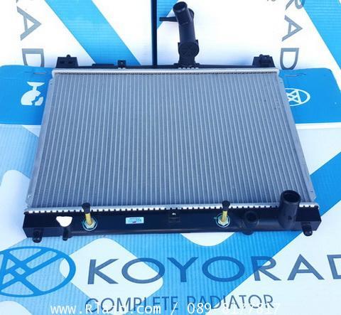 หม้อน้ำKOYORAD ใส่ Toyota Vios 2002-2006