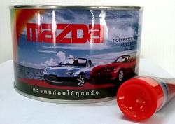 สีโป๊ว Mazda