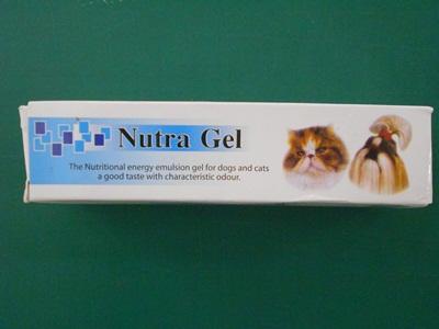 Nutra - Gel เจลบำรุงขนสำหรับสุนัขและแมว