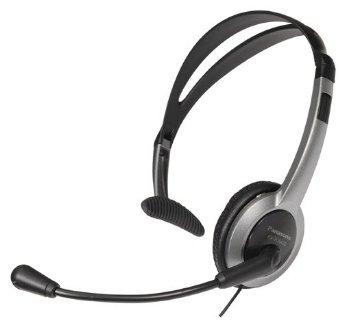 Panasonic ชุดหูฟังโทรศัพท์ครอบศรีษะพานาโซนิค RP-TCA430E 1