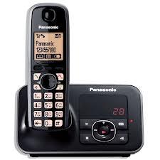 Panasonic เครื่องโทรศัพท์ไร้สายพานาโซนิค รุ่นKX-TG3721