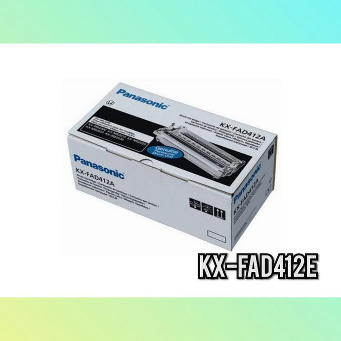 Panasonic ดรัมเครื่องโทรสารพานาโซนิค KX-FAD412EE