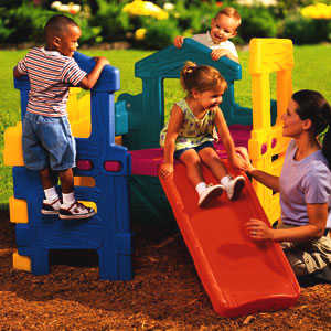 LT-4084 # Easy Store Activity Gym