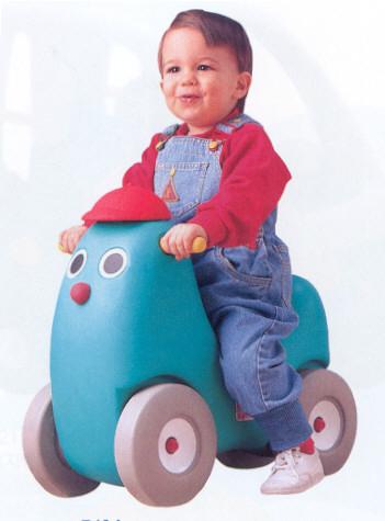 รถหมวกแค๊ป  # 7416  Cappy Coaster