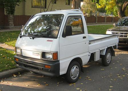 ไฟหน้า รถกระป๋อเล็ก DAIHATSU S82 1