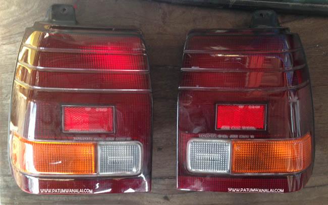 ไฟท้าย Toyota Starlet EP71 (โตโยต้า สตาร์เรท) Turbo
