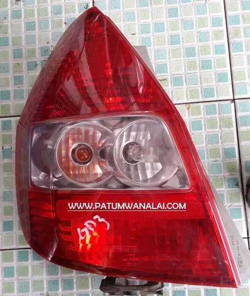 ไฟท้าย HONDA JAZZ GD (ฮอนด้า แจ๊ส) Pre-facelift ปี 2004-2006