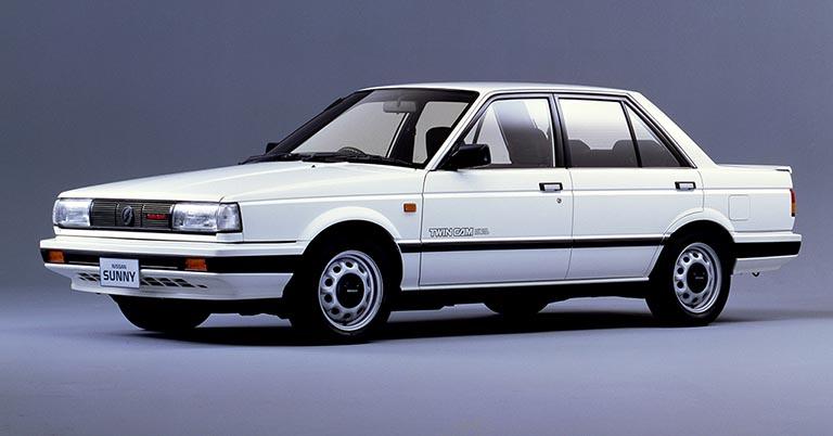 สวิทช์ปรับแอร์ ธรรมดา Nissan Sunny /Sentra B12 (นิสสัน ซันนี่ B12) 5