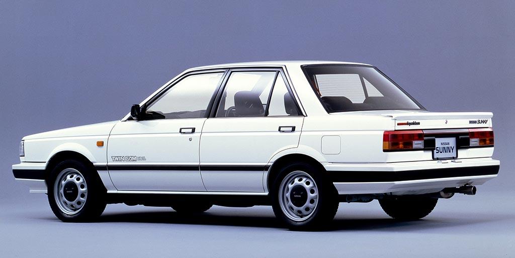 สวิทช์ปรับแอร์ ธรรมดา Nissan Sunny /Sentra B12 (นิสสัน ซันนี่ B12) 6