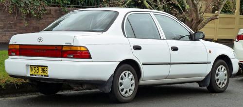 มอเตอร์ปัดฝน Toyota Corolla AE100 (โตโยต้า โคโรน่า สามห่วง)