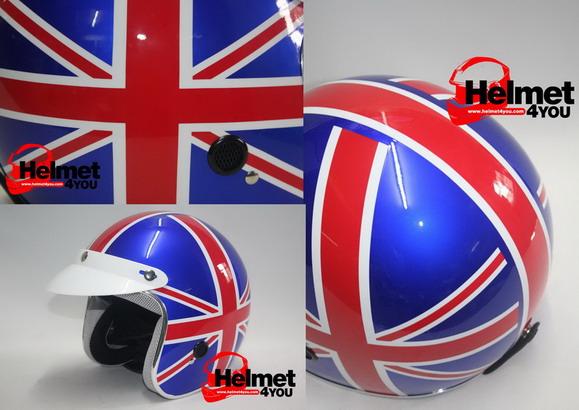 หมวก ALFA CLASSIC ลายธงชาติอังกฤษ ส่งฟรีๆๆ