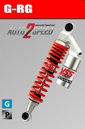 โช๊คแก๊สแท้ G-RG  สำหรับ SMASH REVO SHOGUN ส่งฟรีๆๆ