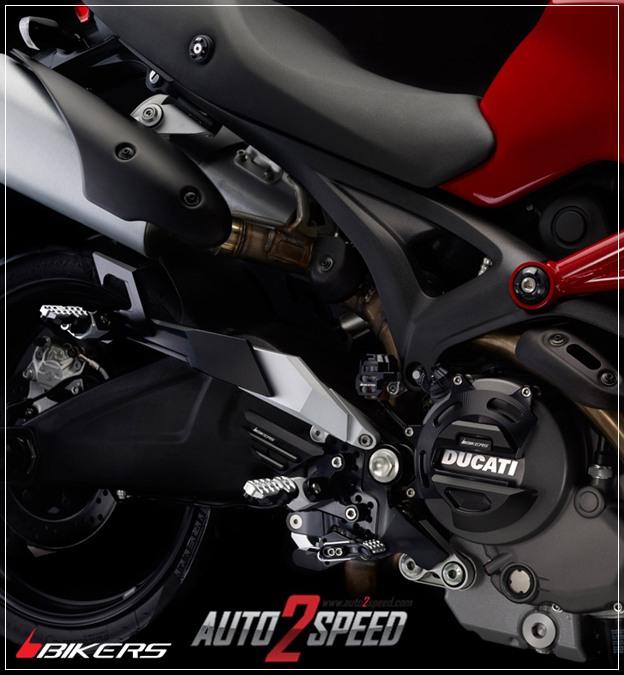 ชุดเกียร์โยง Bikers DUCATI MONSTER795 ส่งฟรีๆๆๆ