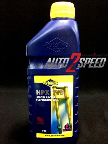 น้ำมันโช๊ค Putoline HPX 7.5W 1ลิตร
