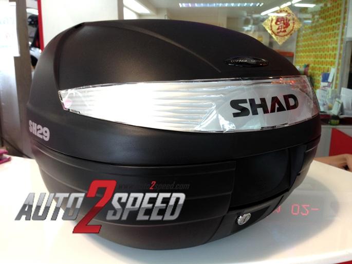 กล่อง SHAD SH29 จิ๋วครบเครื่อง ส่งฟรีๆ