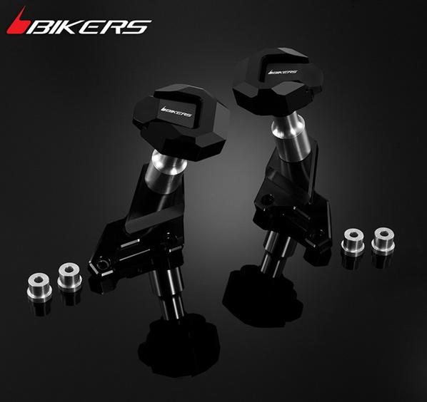 ชุดกันล้มข้าง BIKERS KTM DUKE 200 ส่งฟรีๆ