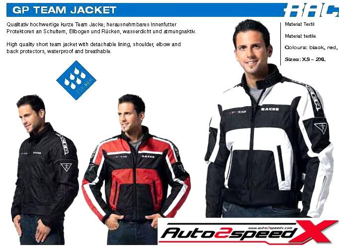 JACKET Racer Gp Team ส่งฟรีๆ