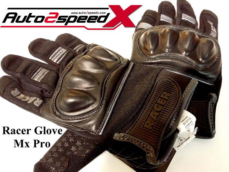 GLOVE RACER MX PRO ฟรี EMS