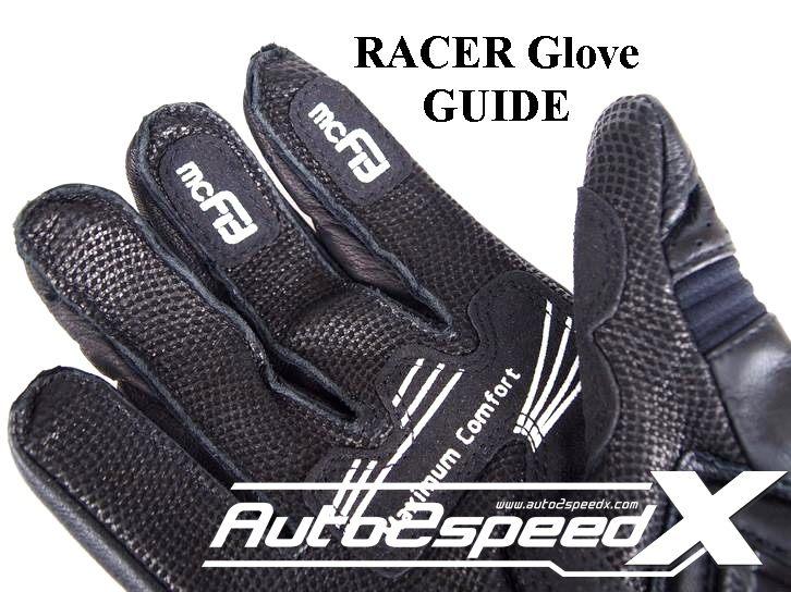 GLOVE RACER GUIDE ฟรี EMS