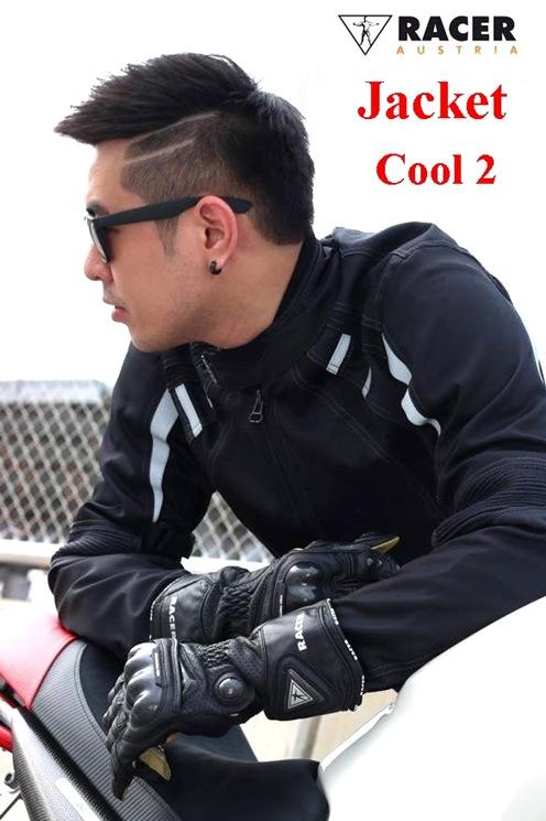 JACKET Racer Cool 2 ส่งฟรีๆ