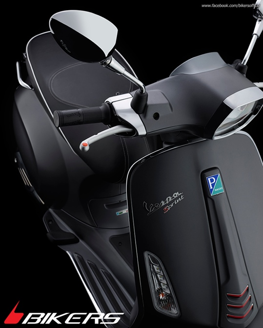 Bikers vespa GTS 150 / GTS 300