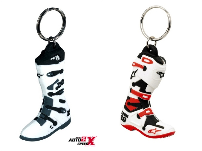 พวงกุญแจ Alpinestars Boots