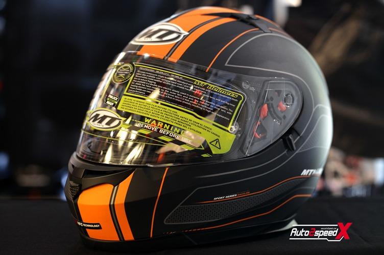 หมวกกันน็อค MT BLADE SV RACE LINE