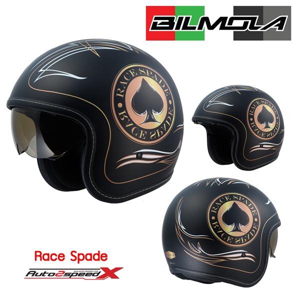 หมวกกันน็อค BILMOLA VOYAGER Race Spade 2017