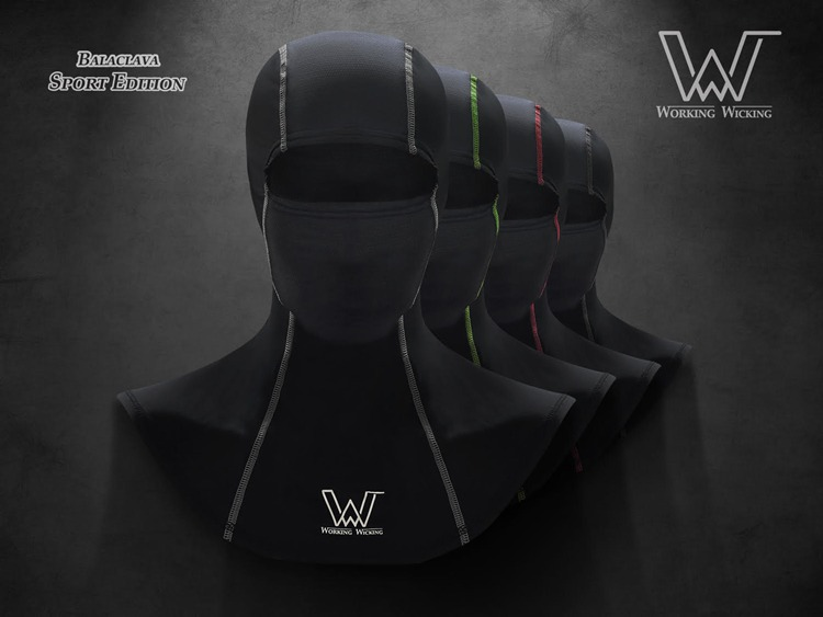 Mask Working Wicking sport edition (คอยาว) ส่งฟรี
