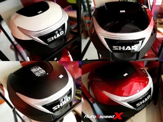 กล่อง SHAD SH34 NEW 2017 ส่งฟรีๆ