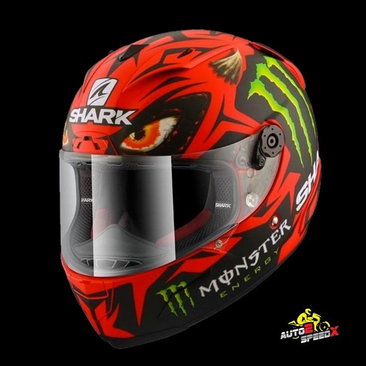 หมวกกันน็อค SHARK RACE R LORENZO MAT AUS GP