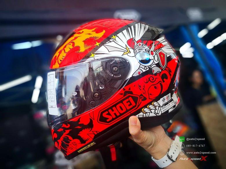 หมวกกันน็อค SHOEI Z7 Brave Warrior Thailand Limited