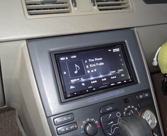 Volvo XC90 (2002-2014) DVD GPS BT 5